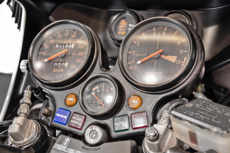 1981 Honda CBX 1000 8