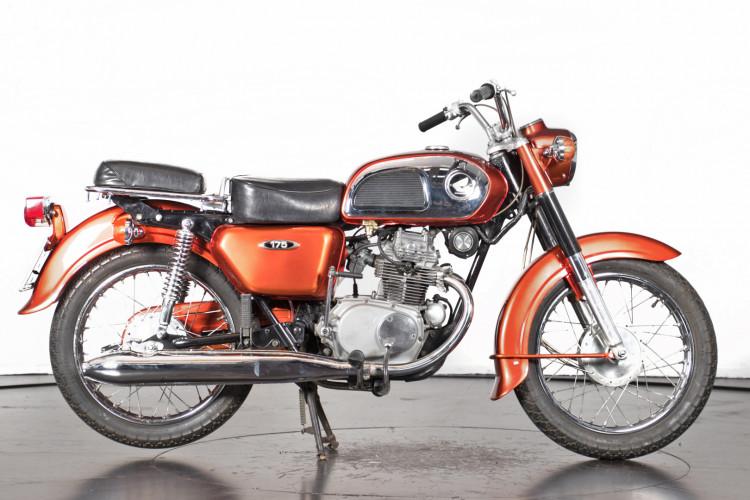 1970 Honda CD 175 2