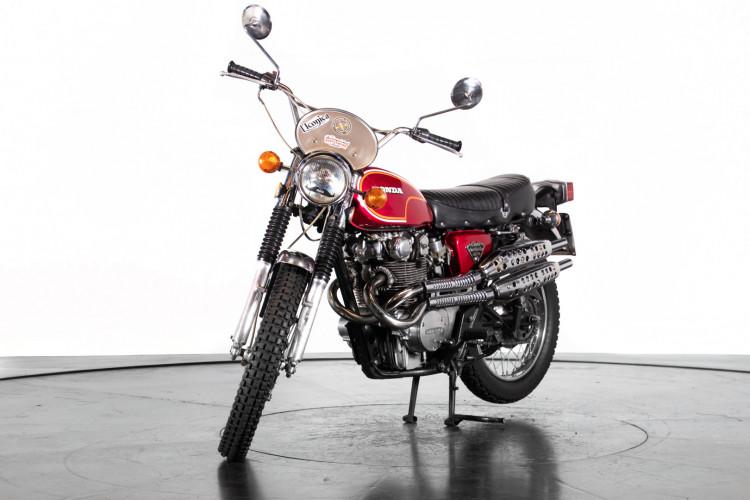 1972 HONDA CL 450 11