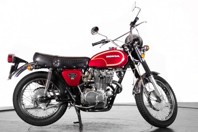 1972 HONDA CL 450 8