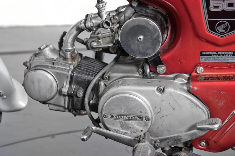 1969 Honda DAX 8