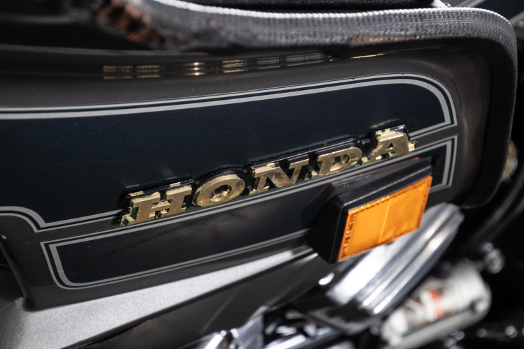 1984 Honda Silver Wing GL650 RC10 11