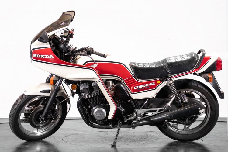 1983 Honda CB 900- F2 SC09 0
