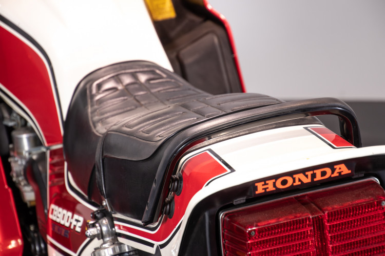 1983 Honda CB 900- F2 SC09 9