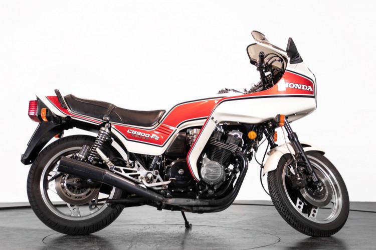 1983 Honda CB 900- F2 SC09 3