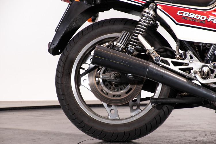 1983 Honda CB 900- F2 SC09 12