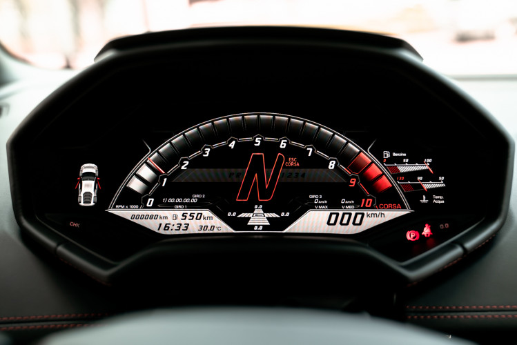 2021 Lamborghini Huracan EVO 44