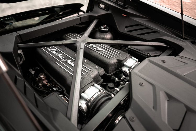 2021 Lamborghini Huracan EVO 59