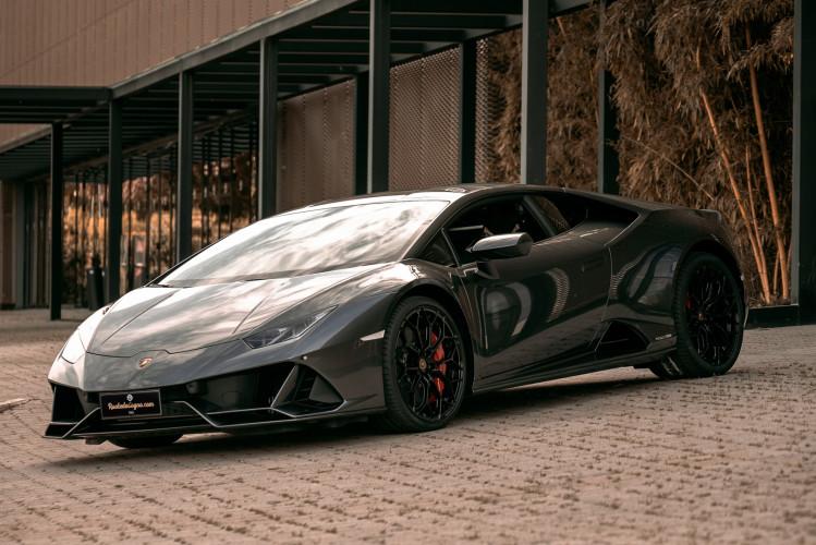 2021 Lamborghini Huracan EVO 0