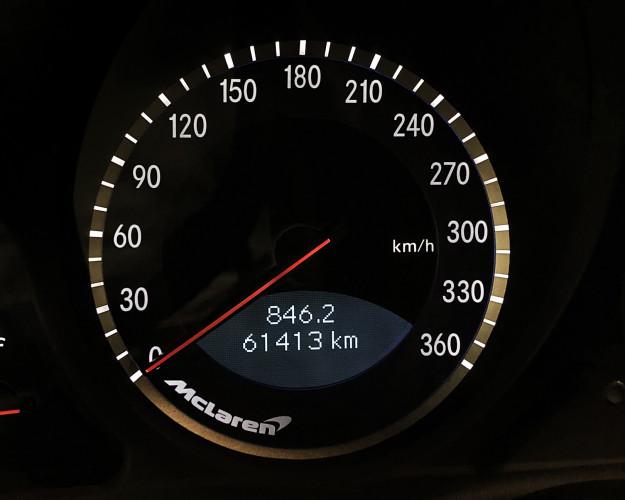 2004 Mercedes-Benz SLR McLaren 96