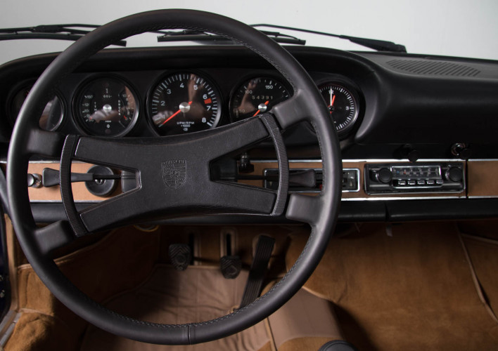 1973 Porsche 911 - 2.4T 18