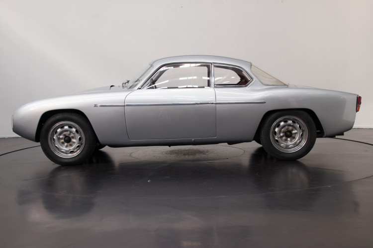 1958 Lancia Appia GTZ 7