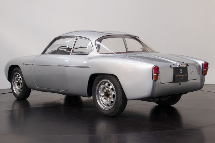 1958 Lancia Appia GTZ 6