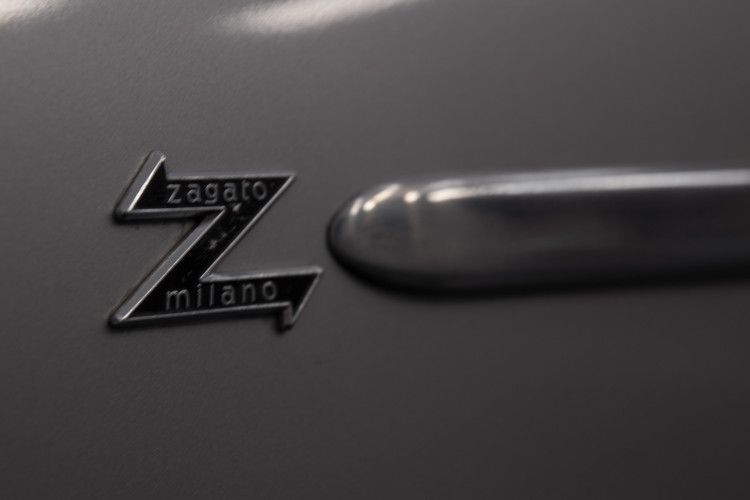 1958 Lancia Appia GTZ 12