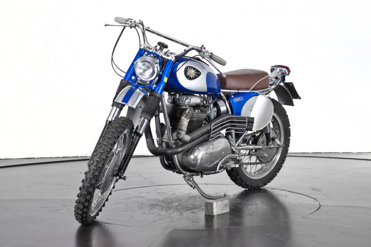 1962 BSA 650 1