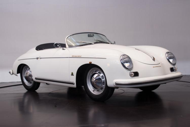 1955 Porsche 356 pre-A Speedster 4