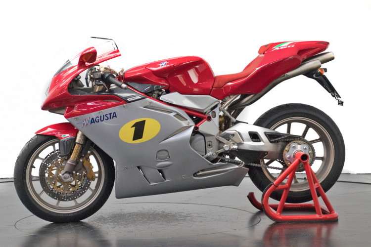 "2004 MV Agusta F4 AGO ""Limited Edition"" 0"