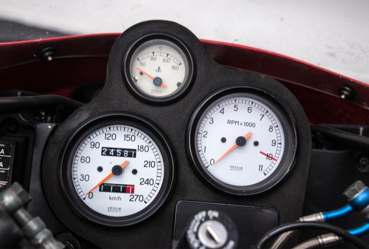 1993 Ducati Superbike 888 Desmoquattro 7