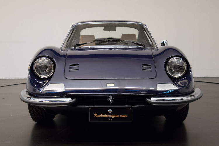 1972 Ferrari Dino 246 GT 1