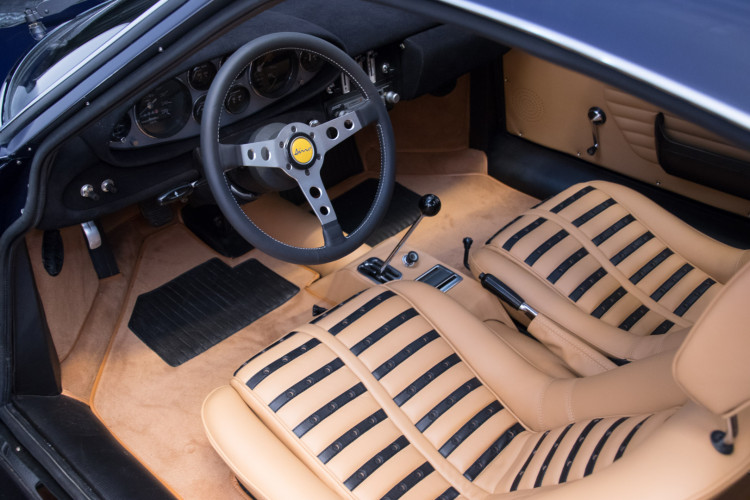 1972 Ferrari Dino 246 GT 22