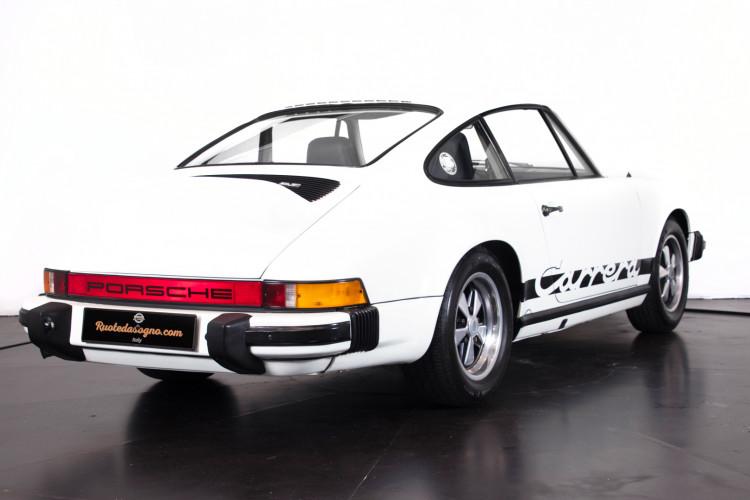 1973 Porsche 911 Carrera 2.7 4