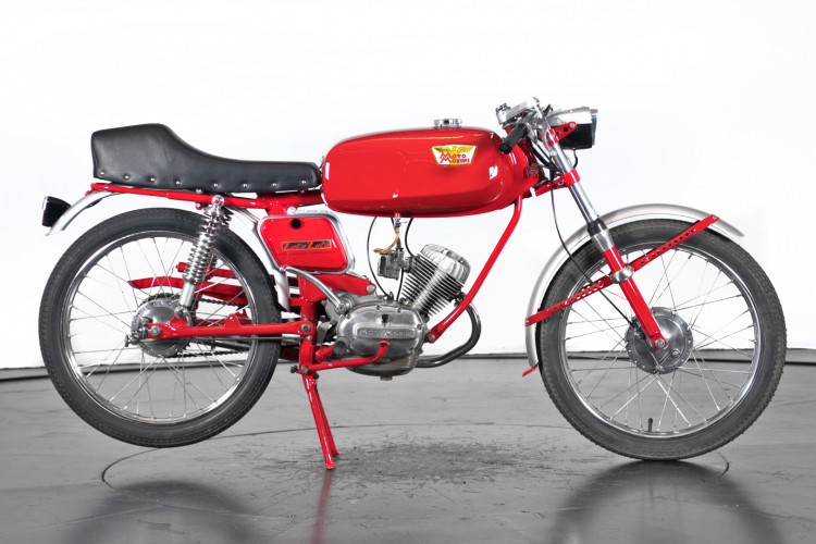 1972 Moto Morini Corsarino 50 2