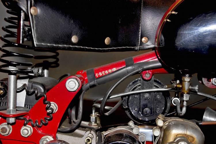 1960 Moto Guzzi Falcone F 500 14
