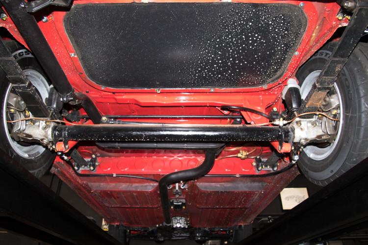 1970 Lancia Fulvia HF 1.6 - Gruppo 4 37