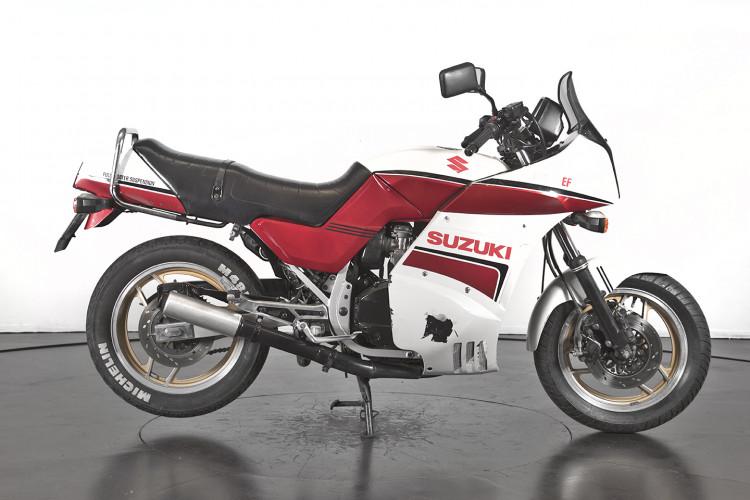 1986 Suzuki GSX 750 EF 2
