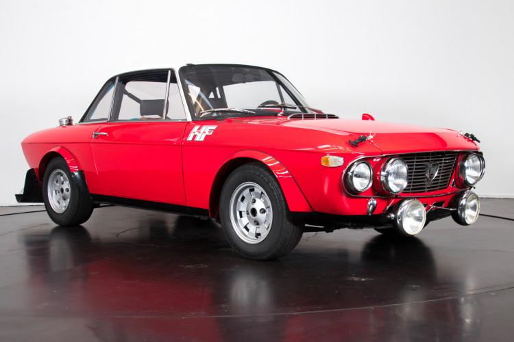 1970 Lancia Fulvia HF 1.6 - Gruppo 4 3