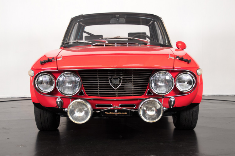1970 Lancia Fulvia HF 1.6 - Gruppo 4 2