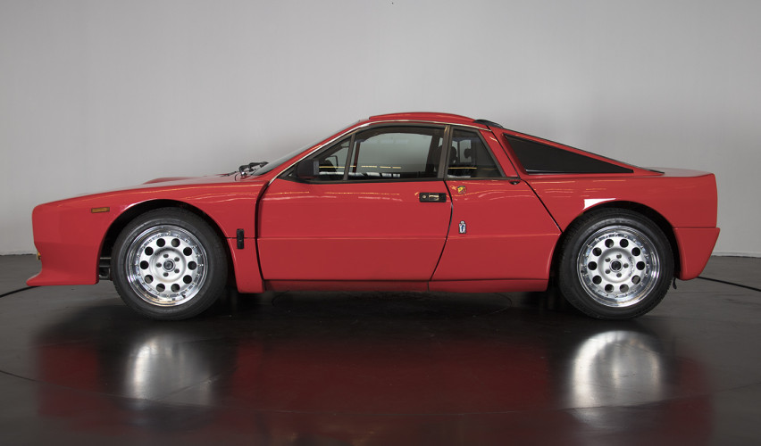 "1982 Lancia Rally 037 ""stradale"" 7"
