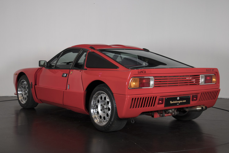 "1982 Lancia Rally 037 ""stradale"" 6"