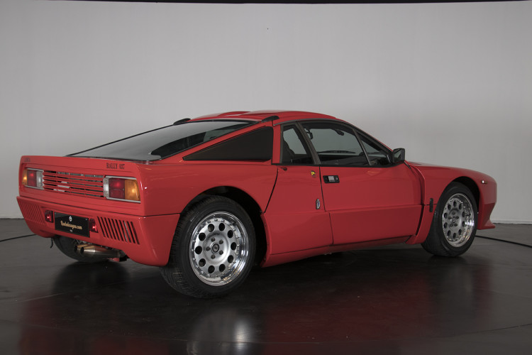 "1982 Lancia Rally 037 ""stradale"" 4"