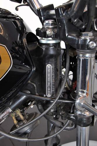 1977 Honda CB 750 K 12