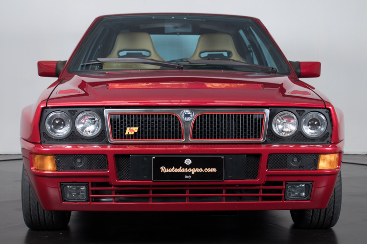 "1994 Lancia Delta HF integrale evoluzione (evo2)  ""Dealers Collection"" - Limited Edition 2"