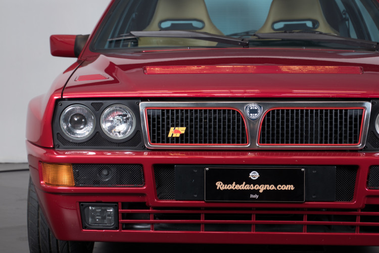 "1994 Lancia Delta HF integrale evoluzione (evo2)  ""Dealers Collection"" - Limited Edition 3"
