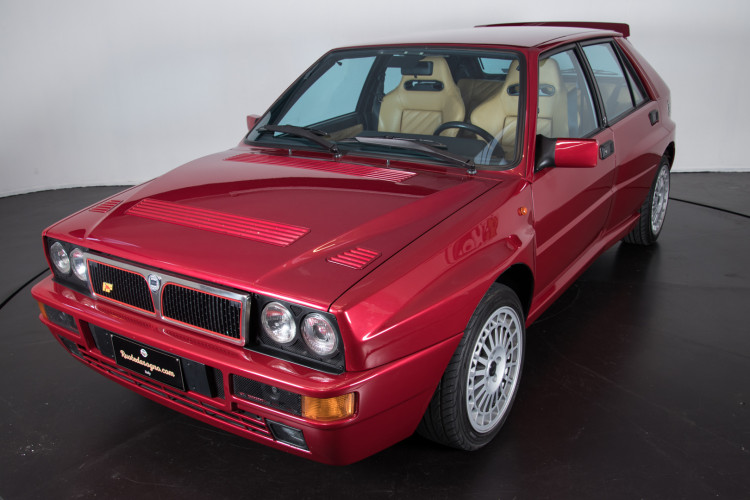 "1994 Lancia Delta HF integrale evoluzione (evo2)  ""Dealers Collection"" - Limited Edition 1"