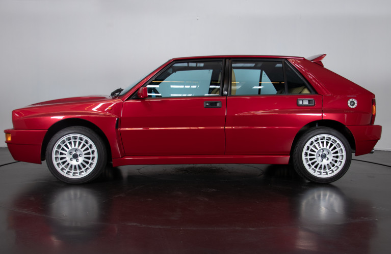 "1994 Lancia Delta HF integrale evoluzione (evo2)  ""Dealers Collection"" - Limited Edition 4"