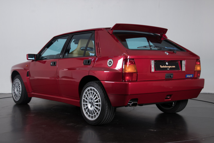 "1994 Lancia Delta HF integrale evoluzione (evo2)  ""Dealers Collection"" - Limited Edition 5"