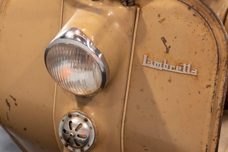 1952 Innocenti Lambretta LC 14