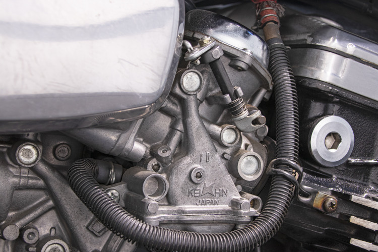 1986 Honda VF 750 Custom 19