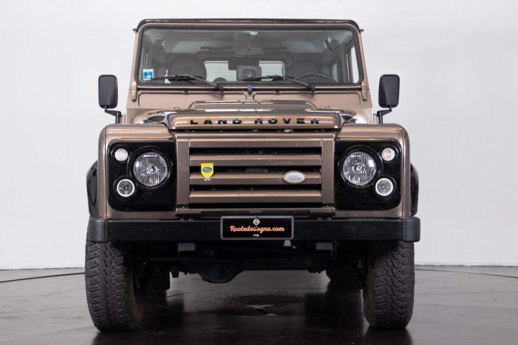 "2013 Land Rover DEFENDER ""limited edition"" 1"