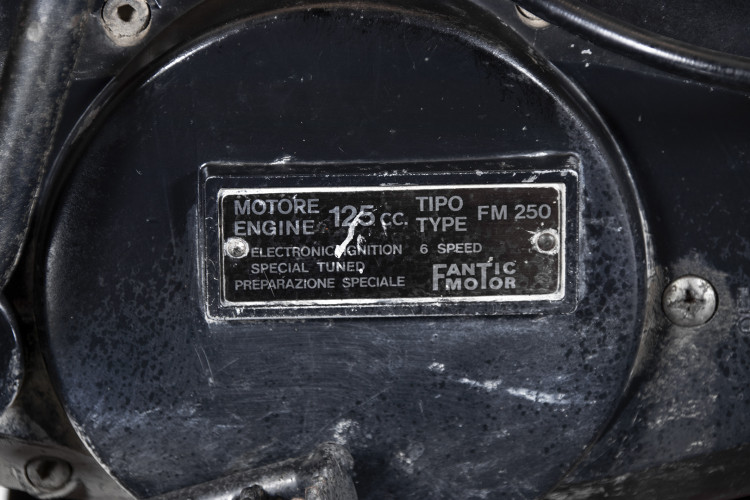 1981 Fantic Motor TX 250 21