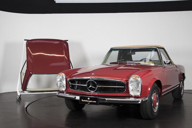 1985 Mercedes-Benz 280 SL 9
