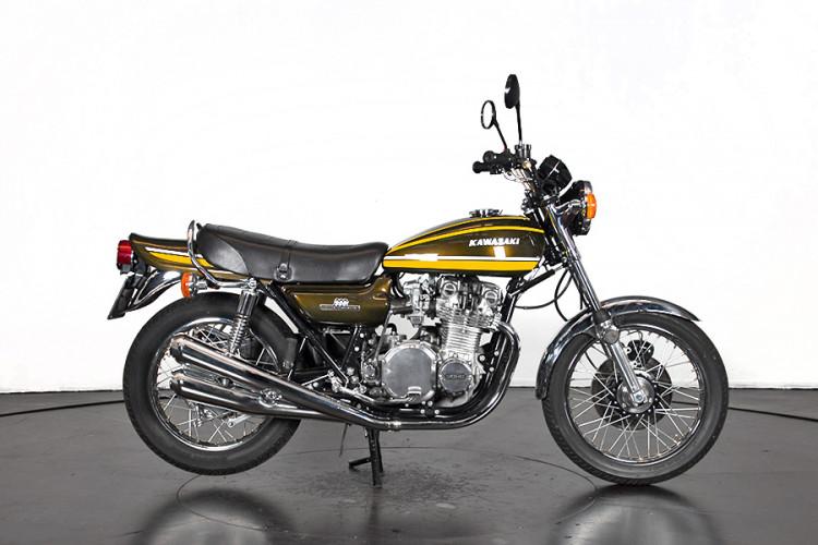 1974 Kawasaki Z1 Super 4 2