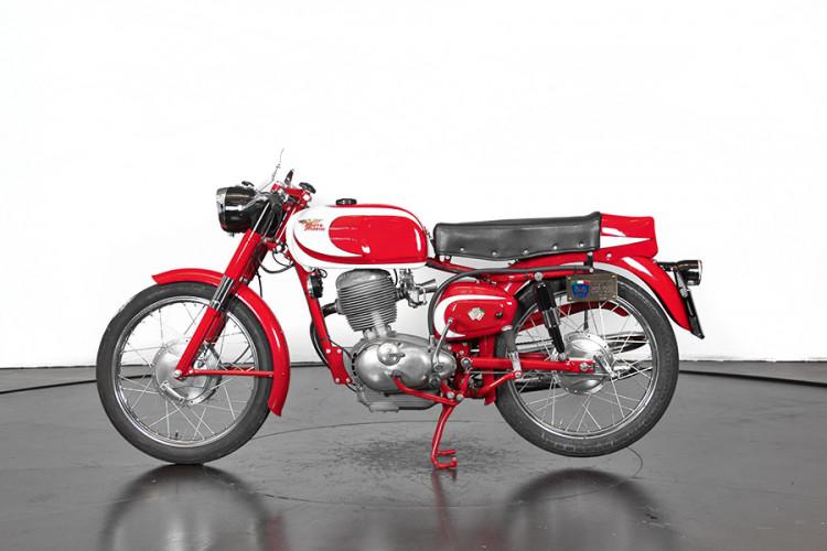 1962 Moto Morini 175 Sprint 4T 0
