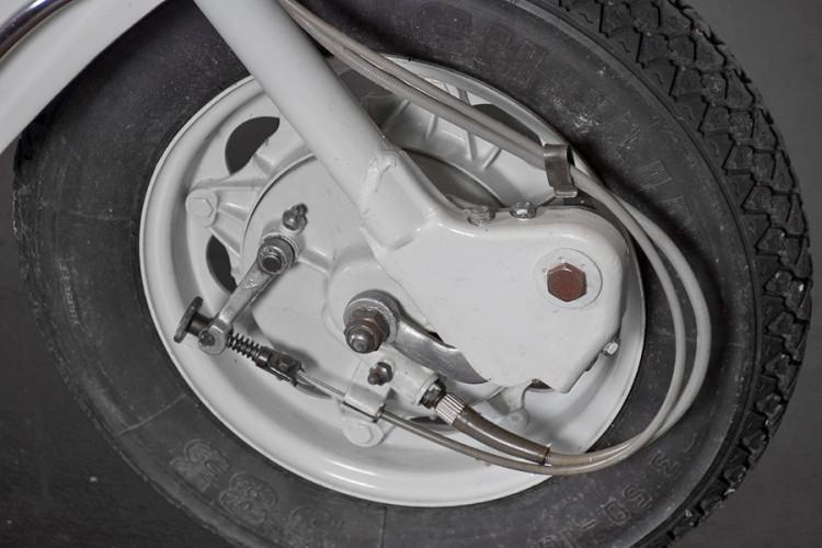 1967 Innocenti Lambretta 150 Special 9