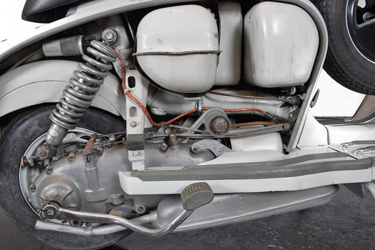 1967 Innocenti Lambretta 150 Special 11