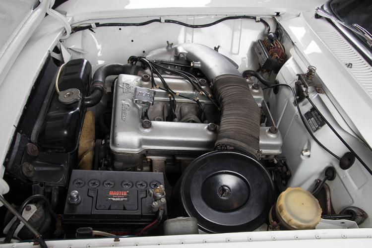 1967 Alfa Romeo GTA 1600 Stradale 32